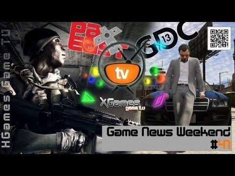 Game News Weekend - #41 от XGames-TV (Игровые Новости)