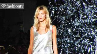 London Spring/Summer 2012 Fashion Week - First Face Countdown | FashionTV - FTV