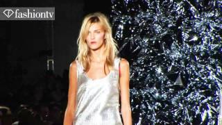 London Spring/Summer 2012 Fashion Week - First Face Countdown | FashionTV - FTV