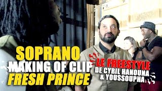 Quand Cyril Hanouna freestyle avec Youssoupha