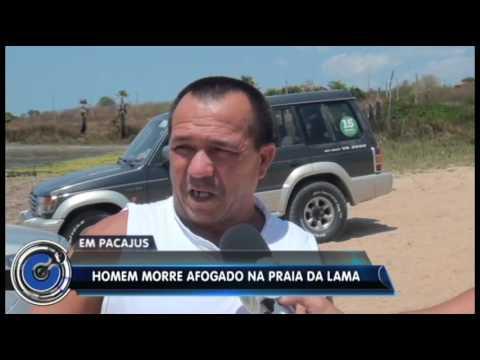 Em Pacajus-CE/ Homem morre afogado no açude Erere