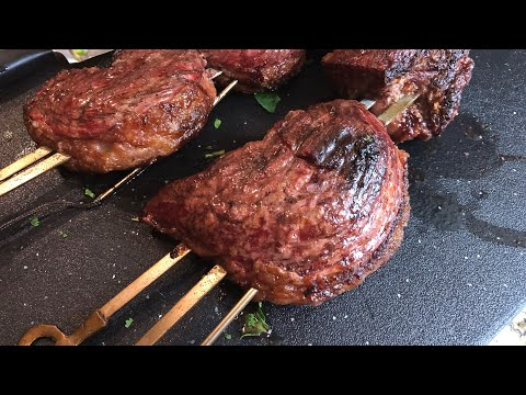 Vision Questing for the Ultimate Backyard Steak