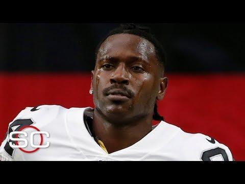 The Raiders release Antonio Brown | SportsCenter