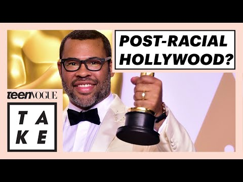 How Close Are We To A Post Racial Hollywood?   Teen Vogue Take