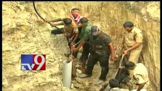Final hope of rescue operations continue for girl stuck in Borewell - TV9