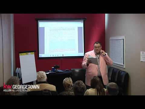 Keller Williams Realty Georgetown, Team Meeting 21318