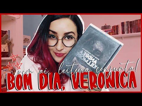 LEITURA CONJUNTA: BOM DIA, VERÔNICA! | DARKSIDE BOOKS | por Carol Sant