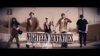 Video NighTeen SevenTies - About a man (singel 2018)