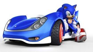 Давайте поиграем в Sonic & Sega All-Stars Racing - BEAT и B. D. JOE - Турнирчик на 1 место