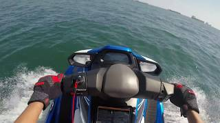2. YAMAHA VX LIMITED 2017 test ride in Long Beach
