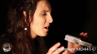 review - Female voice / Sennheiser MD 441-U
