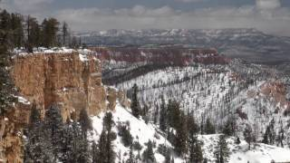 Farview Point  Overlook at Bryce Canyon N.P.