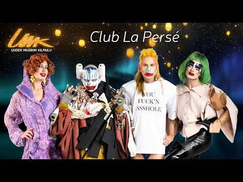 "UMK17 // CLUB LA PERSÉ: ""My Little World"" (Lyric Video) tekijä: Uuden Musiikin Kilpailu"