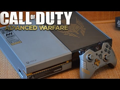 call of duty advanced warfare xbox one prix