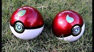 Meet a Working Real Pokeball in 2019 by Unlisted Leaf