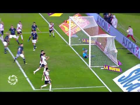 Segundo gol de Pratto vs. Atlético Tucumán