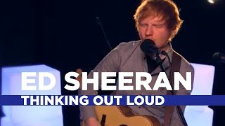 download lagu download musik download mp3 Ed Sheeran - Thinking Out Loud (Capital Session)
