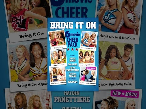 Bring It On: 6 Movie Cheer Pack