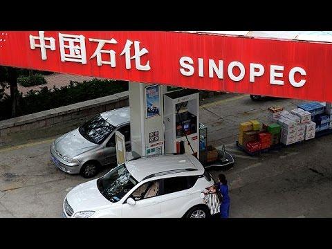 Πτώση κερδών για τον κινεζικό κολοσσό Sinopec – corporate