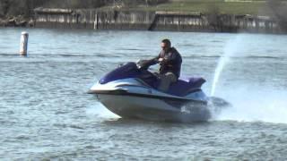 4. 2004 Yamaha Waverunner FXHO