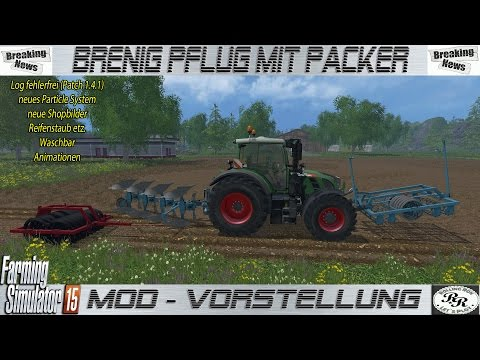 Brenig plow with packer v1.0