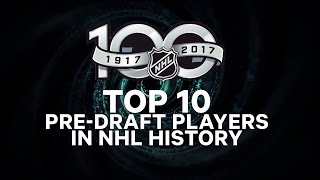 Counting down the Best NHLers from 1917-1963 by Sportsnet Canada