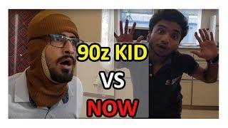 Video 90z Kids VS Now   Bade Chote Videos   Children's Day Special MP3, 3GP, MP4, WEBM, AVI, FLV Maret 2018