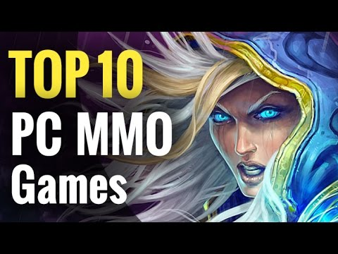 Top 10 MMO PC Games | Best MMORPGs