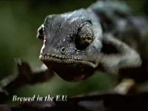 Very Best Funny Videos Banned Commercials Budweiser Frogs Your Mother's an Iguana