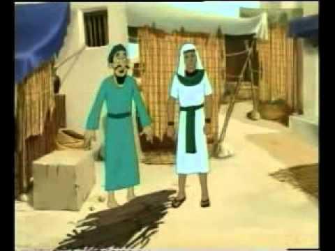 Qisadii Nebi Muse # 1 Cartoon Af Somali