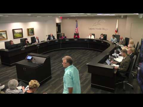 Golden Rain Foundation of Laguna Woods Board Meeting 09/05/2017