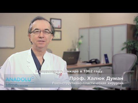 Проф. Халюк Думан - Восстановительная хирургия молочных желёз