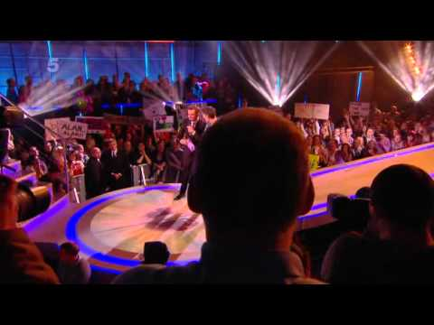 Big Brother UK Entrance: Mark Henderson