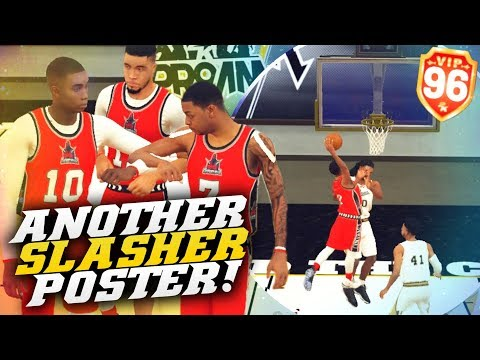 Pure Slasher Drops 33 Points! Funny Pro-am Game! Nba 2k19 Pro Am Gameplay