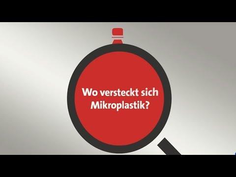 Wo versteckt sich Mikroplastik?