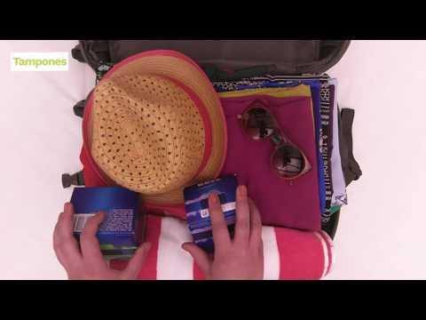 Haciendo la maleta