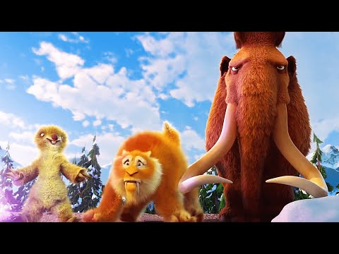ICE AGE: COLLISION COURSE Official Trailer #2 (2016) Animated Comedy Movie HD