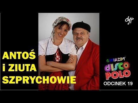 Kabaret Ziuta i Antoś Szprycha - Gwiazdy disco polo