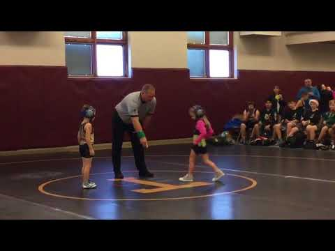 When the girl you're wrestling has a tough little brother  - 979280 (видео)