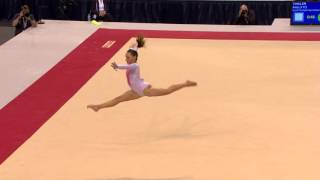 Nonton Amy TINKLER Floor GOLD - 2016 Apparatus Finals Film Subtitle Indonesia Streaming Movie Download