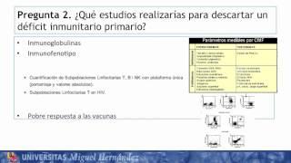 Umh1947 2012-13 Caso003 Inmunodeficiencia Niño De 15 Meses Con Shock Séptico