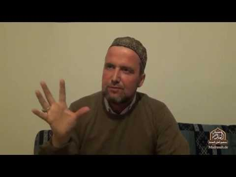 Bidāyatul Hidāya 4.2 (A) | Adab in der Moschee bis zum Sonnenaufgang | Ustadh Mahmud Kellner