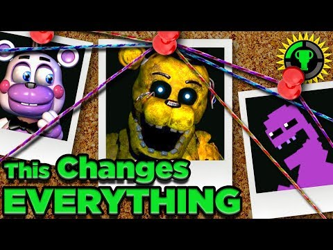 Game Theory: FNAF, The Theory That Changed EVERYTHING!! (FNAF 6 Ultimate Custom Night) (видео)