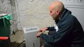 How to reduce basement humidity