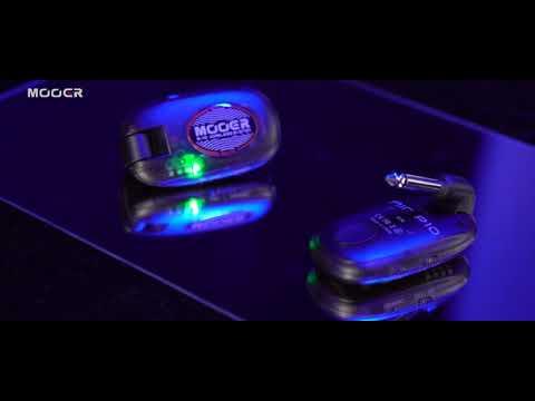 AIR P10 di Mooer, trasmettitori wireless...ora disponibili!