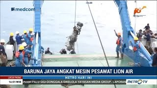 Video Proses Pengangkatan Turbin Pesawat Lion Air JT610 MP3, 3GP, MP4, WEBM, AVI, FLV November 2018
