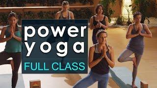 Video Power Yoga Workout ~ Forgiveness ~ Full Yoga Class MP3, 3GP, MP4, WEBM, AVI, FLV Maret 2018