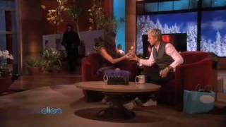 Demi Moore pranked by Ellen Degeneres  [HD]