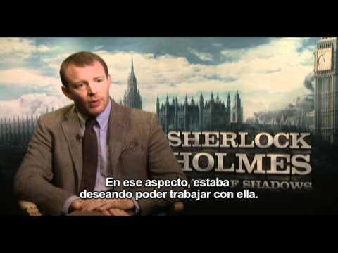 Sherlock Holmes: Juego de Sombras - Guy Ritchie?>