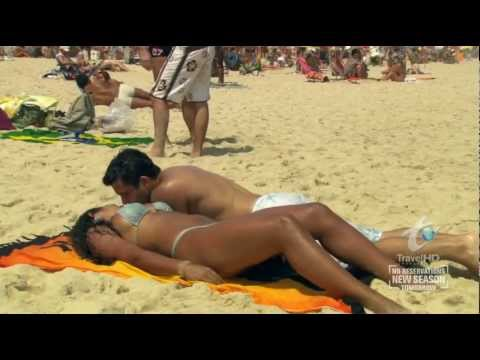 Beach - Ipanema Beach is famously known for its elegance and social qualities. Two mountains called the